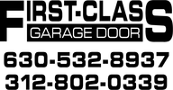 First Class Garage Door Chicagoland