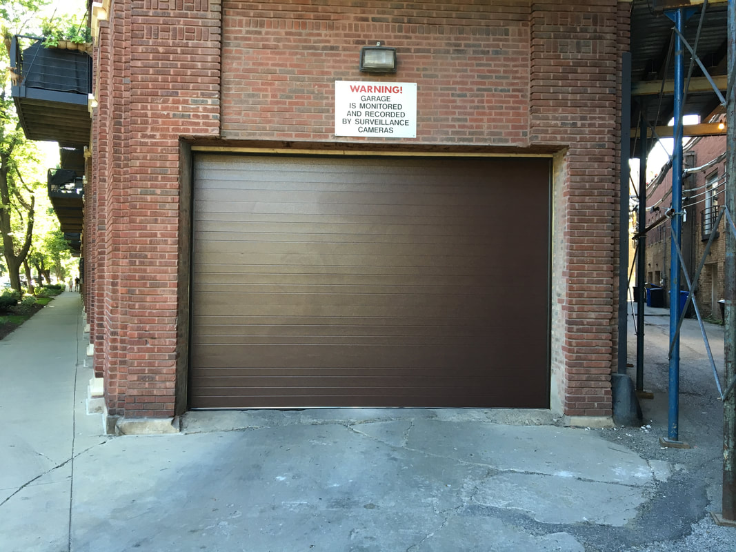 Commercial Garage Door Repair Near Chicago, IL | First Class